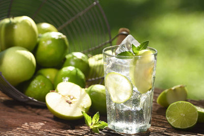 DIY Fruit and Vegetable Water Purifiers