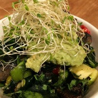 Vegs w_ guac Wilted sprouts4_pic