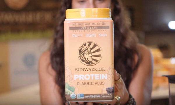Classic Plus Protein, SUnwarrior, weight loss, weight management, healthy