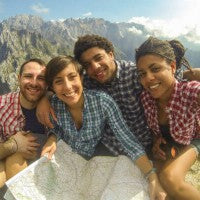 friends_mountain_hike_map_happy_adventure_fun_pic