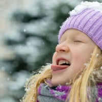 girl_snow_flake_tongue_catch_cold_outside_warm_pic