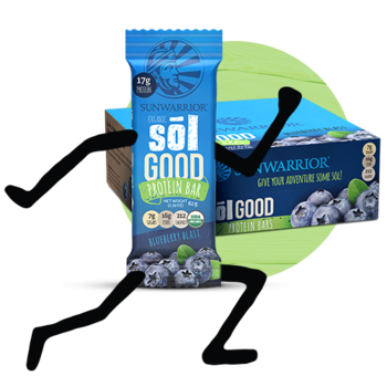 Sunwarrior Sol Good Protein Bars Image