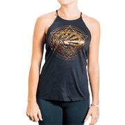 Women's Sacred Geometry Tank