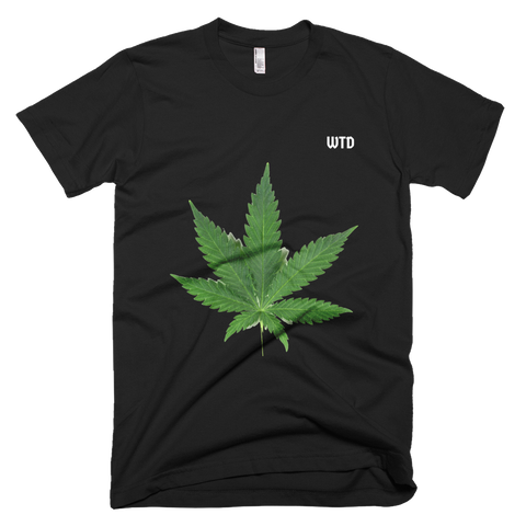 WTD WEED Short-Sleeve T-Shirt