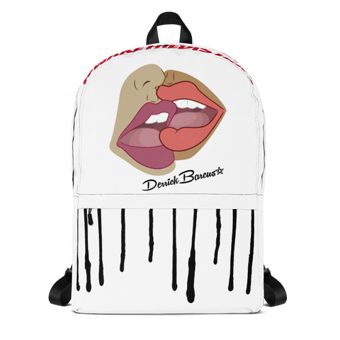 #WTD X Derrick Barcus Backpack