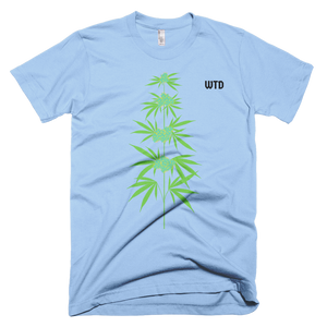 WTD SATIVA Short-Sleeve T-Shirt