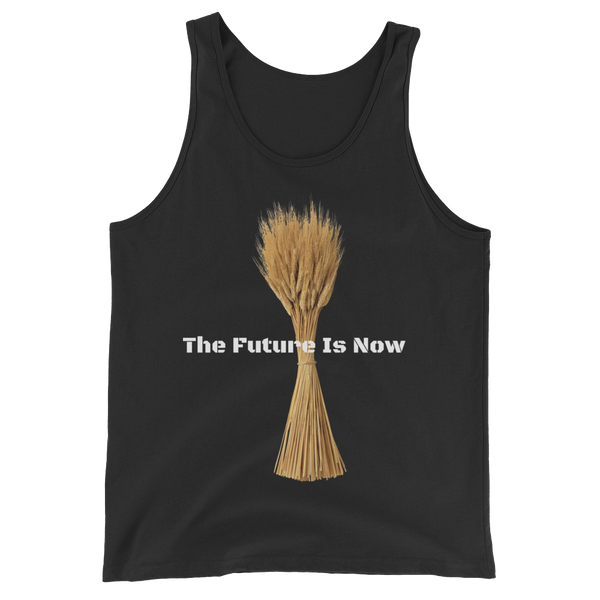Wakethedistrict The Future is Now Unisex  Tank Top