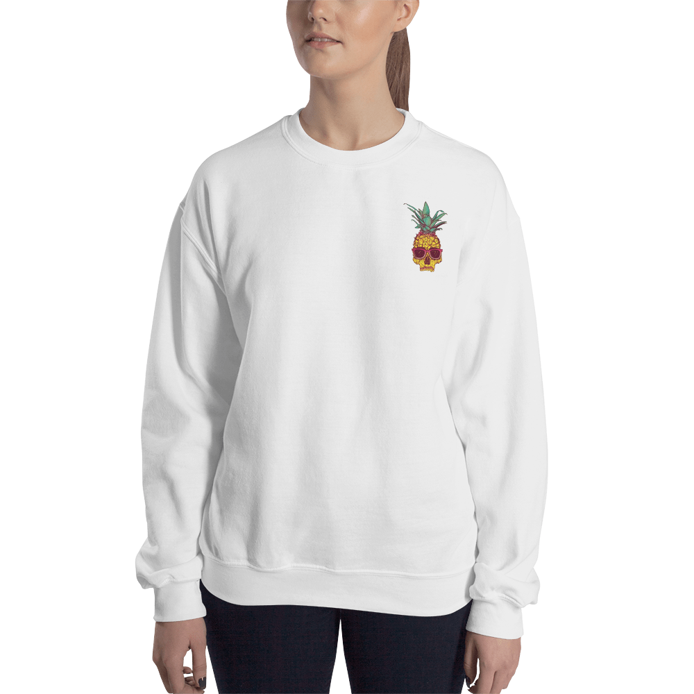 Pineapple Head Sweatshirt