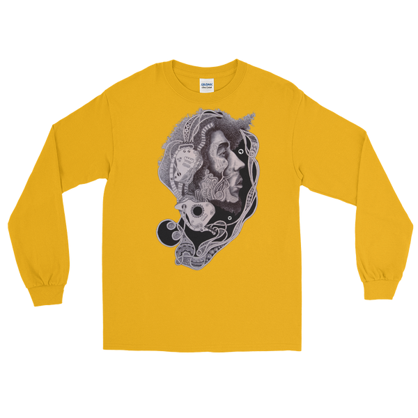 Bob Marley Long Sleeve T-Shirt