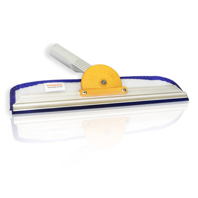 Wagtail Combi Mop and Squeegee tool for windows floors cars boats.