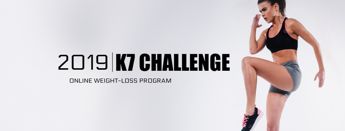 2019 K7 Weight Loss Program - New Year