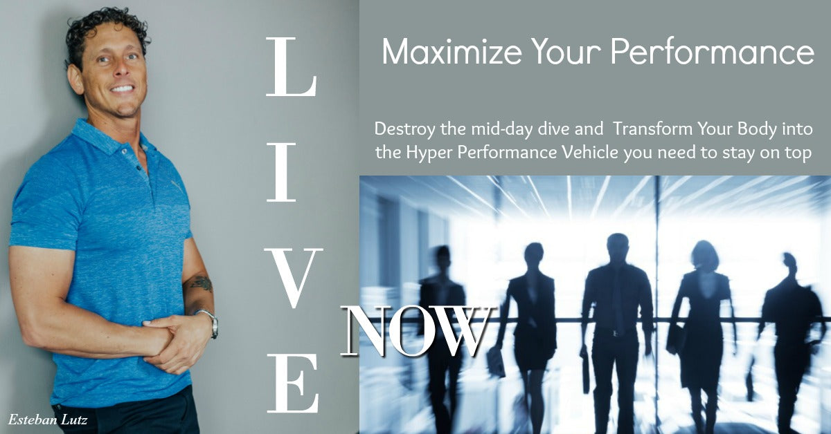 Executive Hyper Performance Fitness Coaching