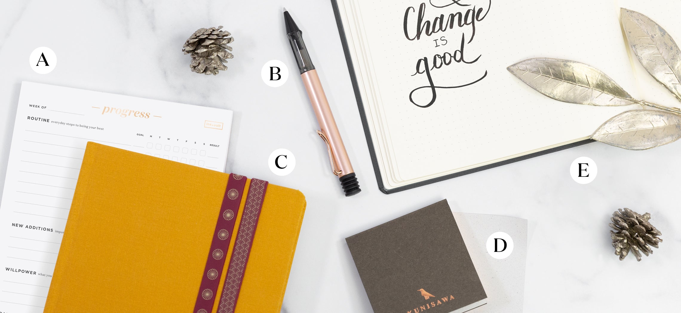 productivity and stationery products