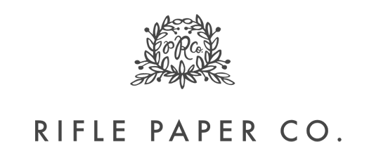 rifle paper co logo