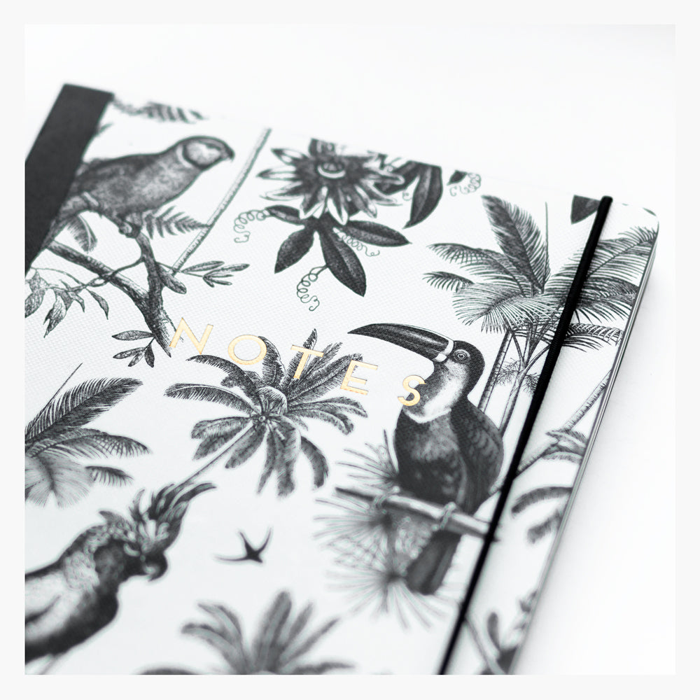 Birds of the Jungle Notebook