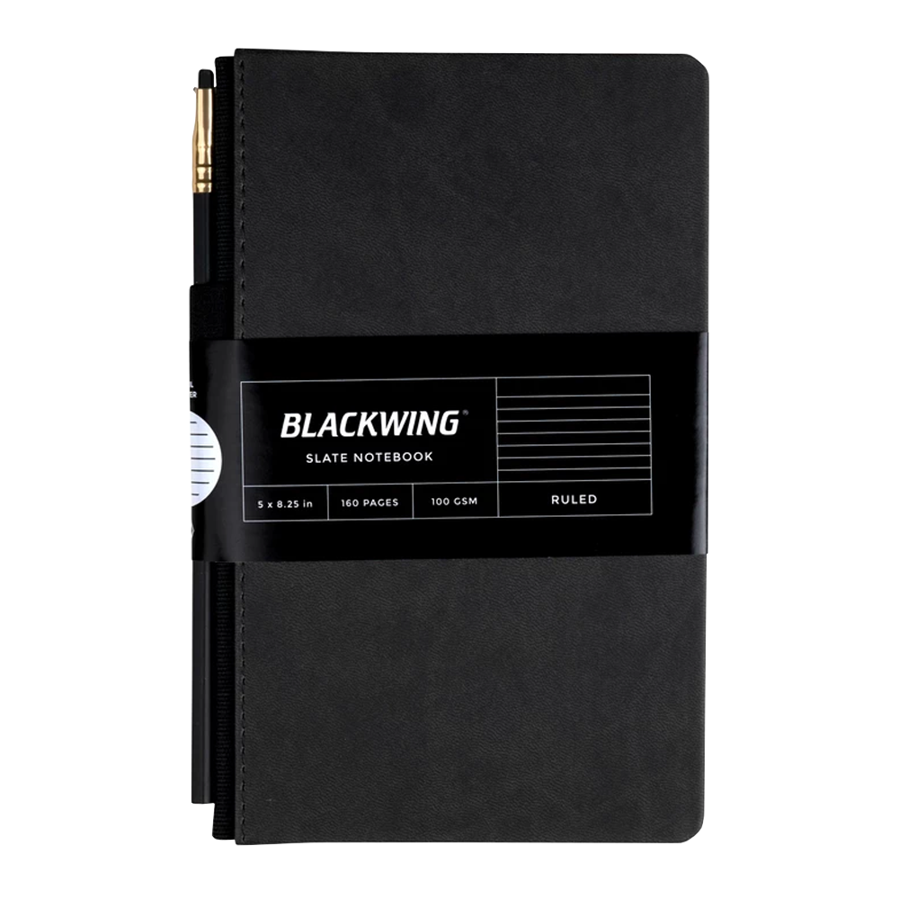 Blackwing Slate Lined Notebook
