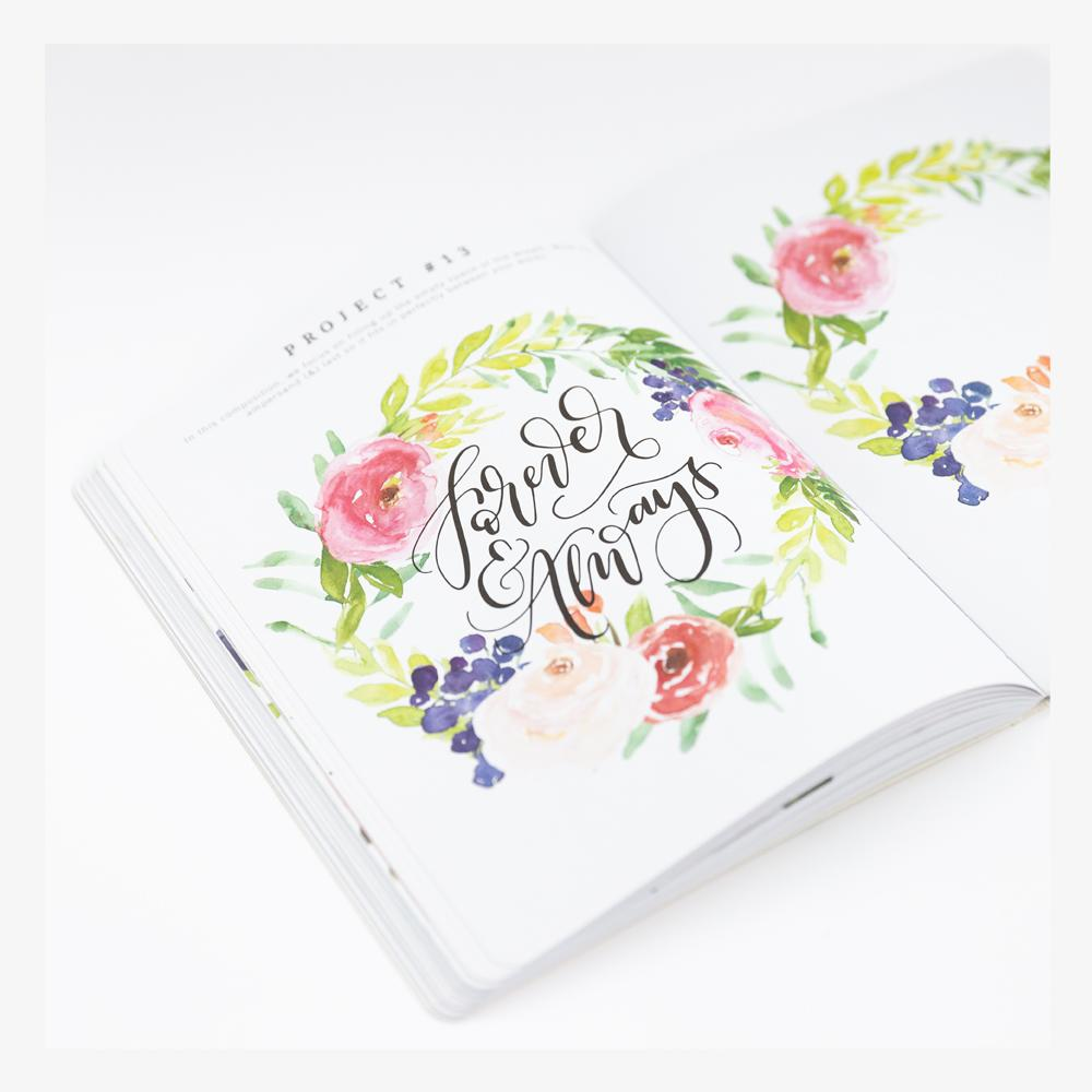 Calligraphy Made Easy Workbook