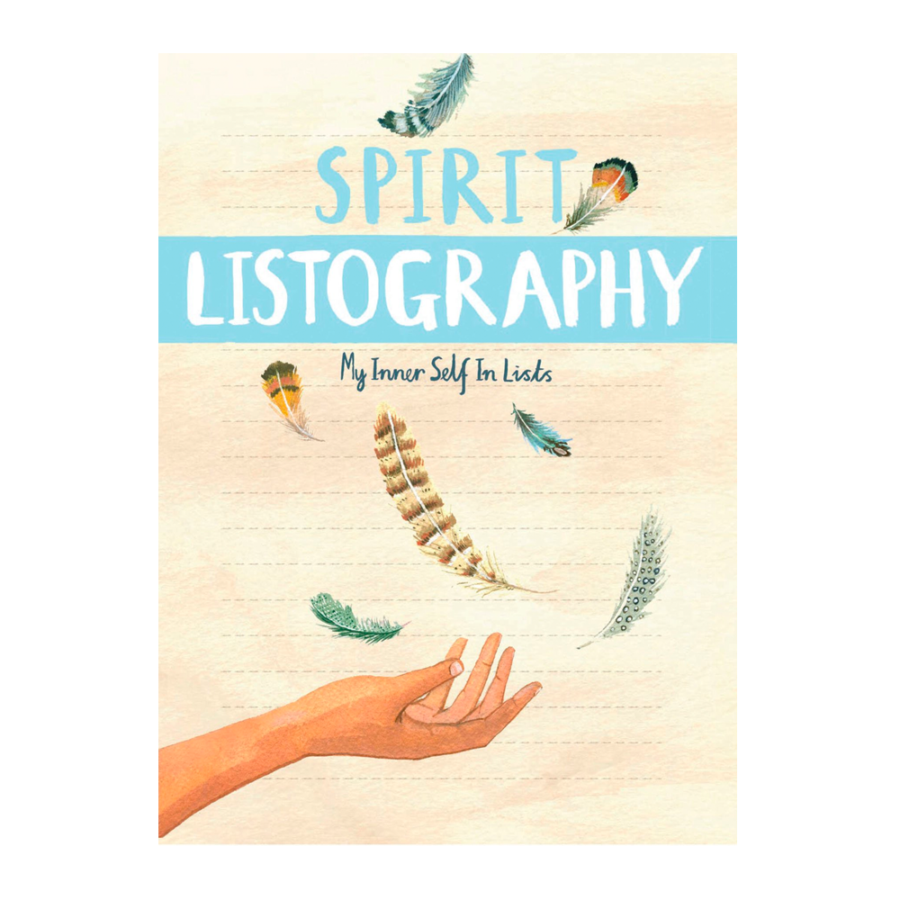 Spirit Listography Journal