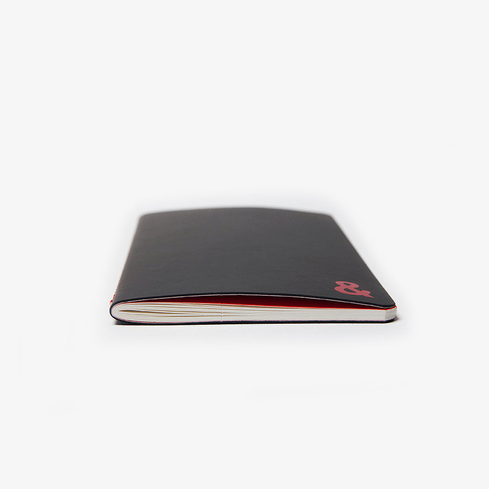 Scribe Pocket Notebooks page detail grey