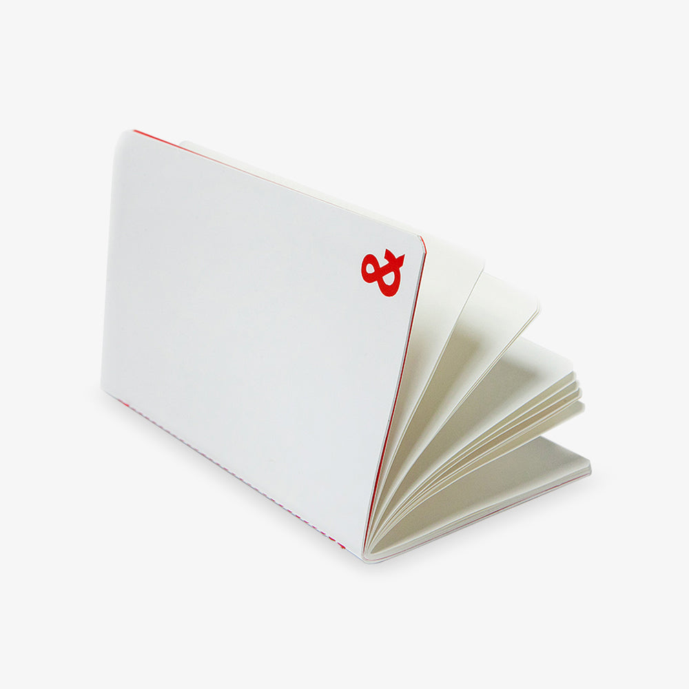 Scribe Pocket Notebooks pages white