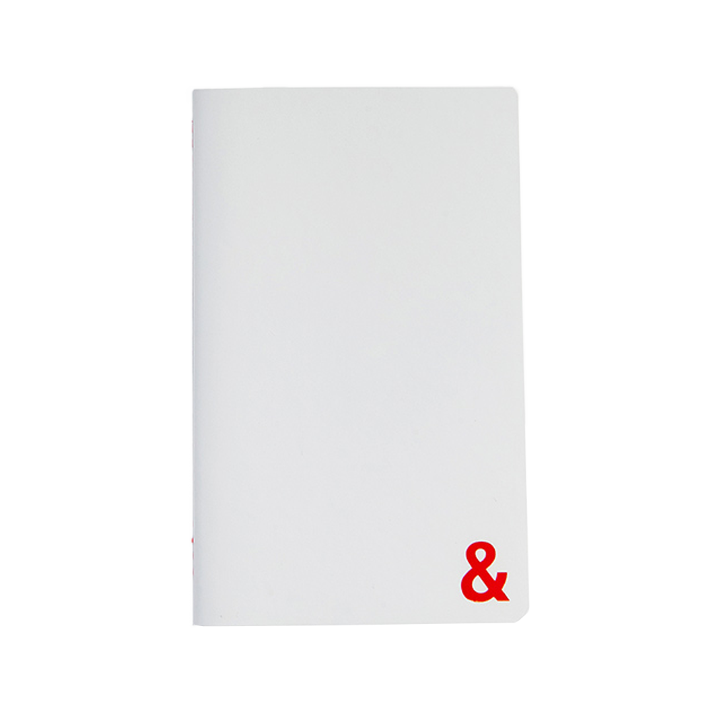 Scribe Pocket Notebook single white