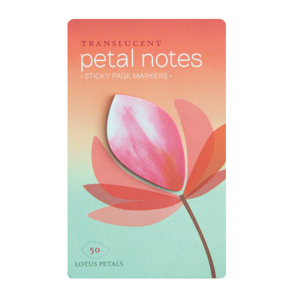 Lotus Petal Stickers