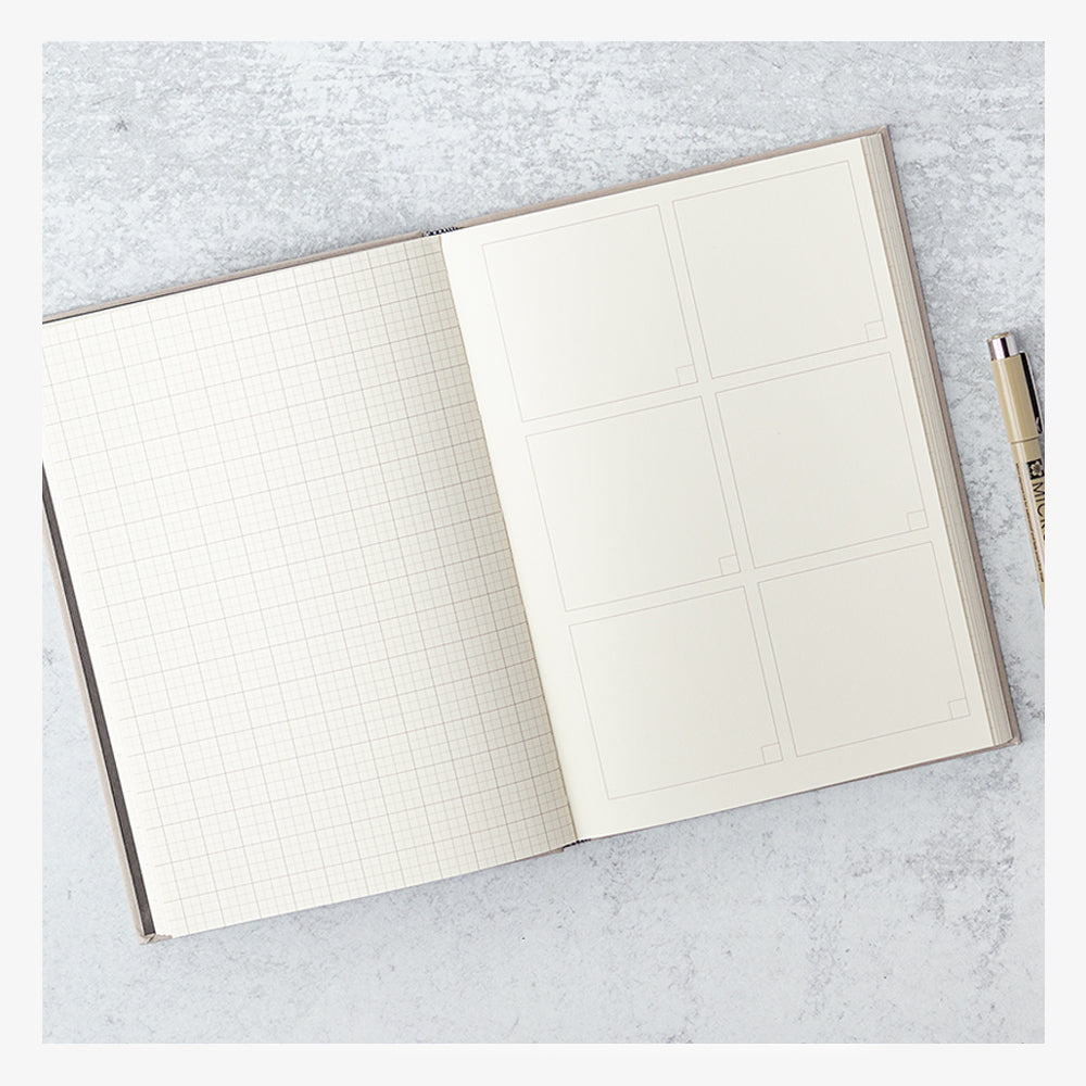 Grids & Guides Notebook