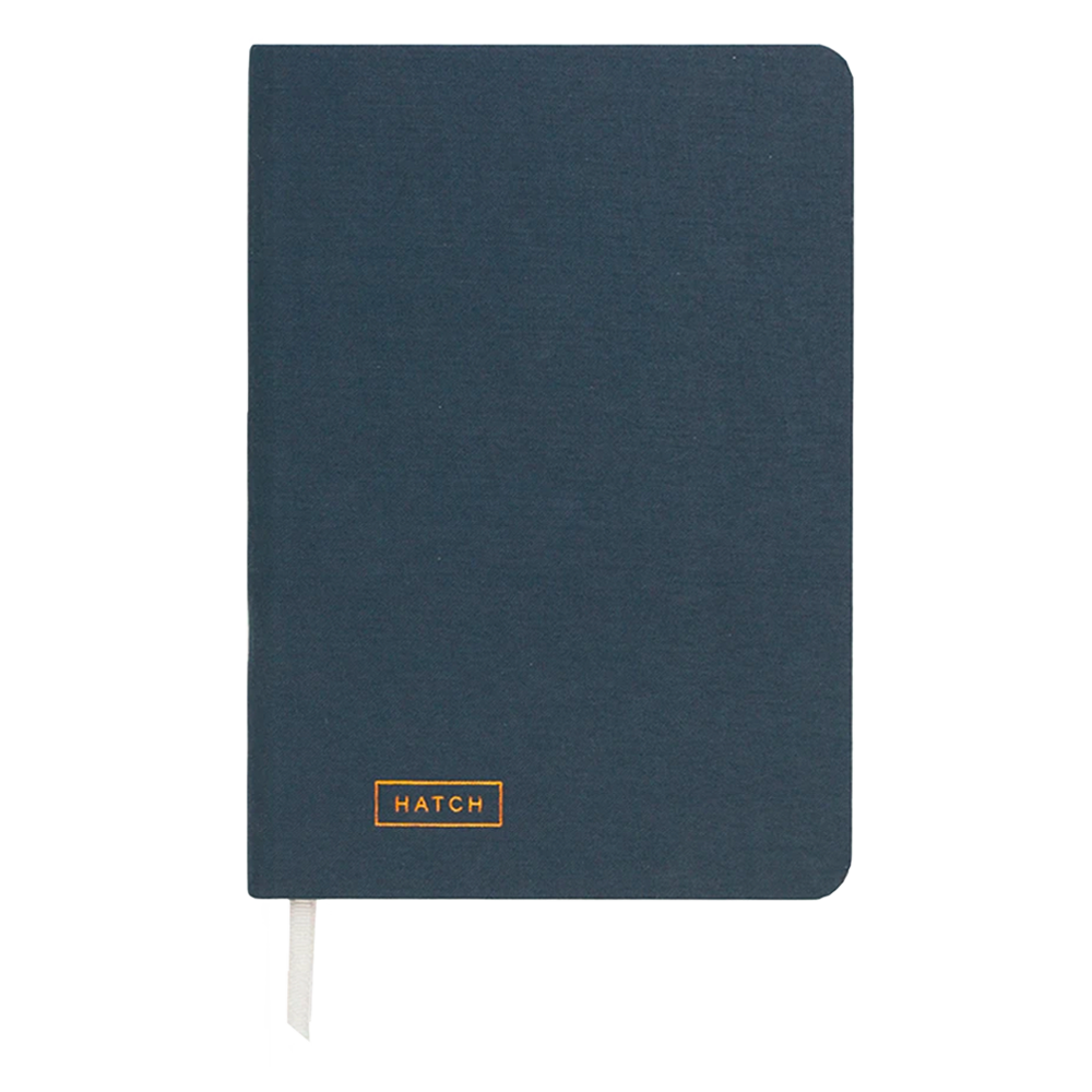 Hatch Notebook midnight blue