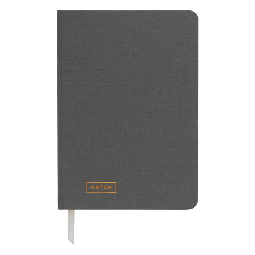 Hatch Notebook gunmetal