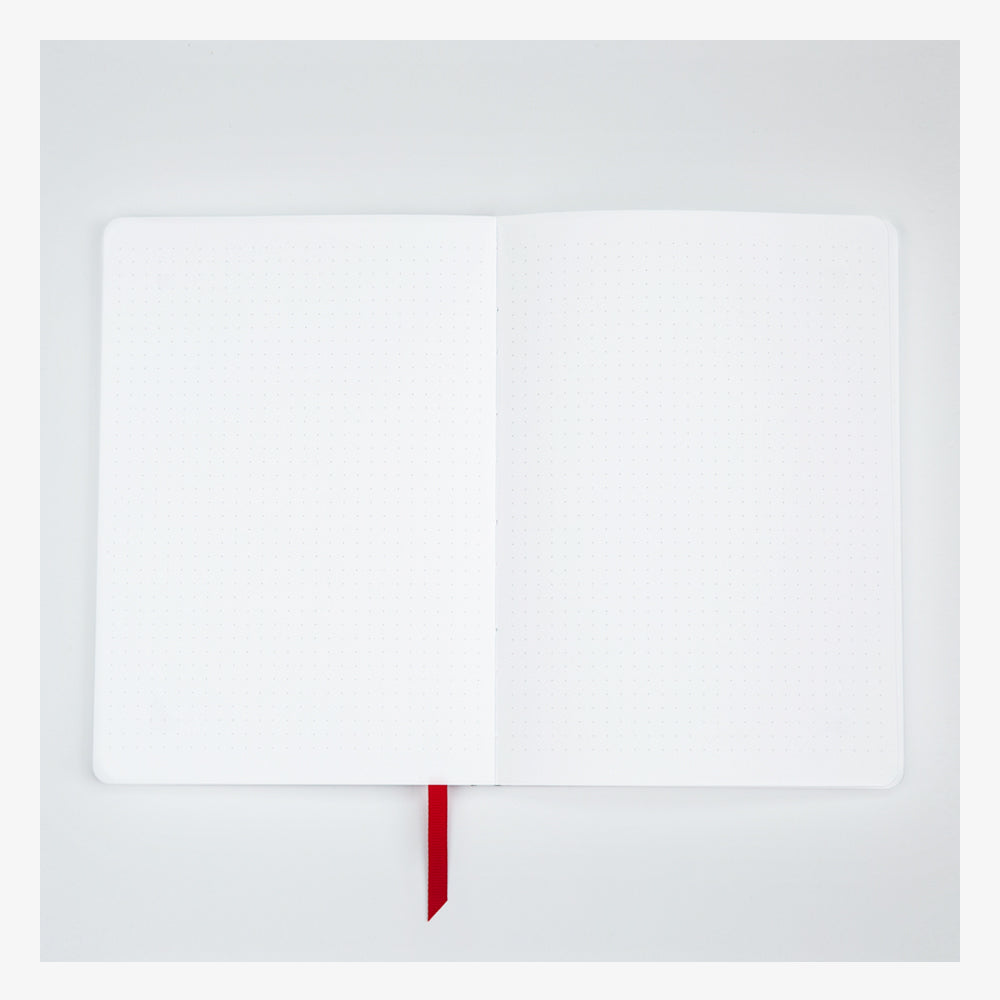 Ink+Volt Softcover Notebook dotted