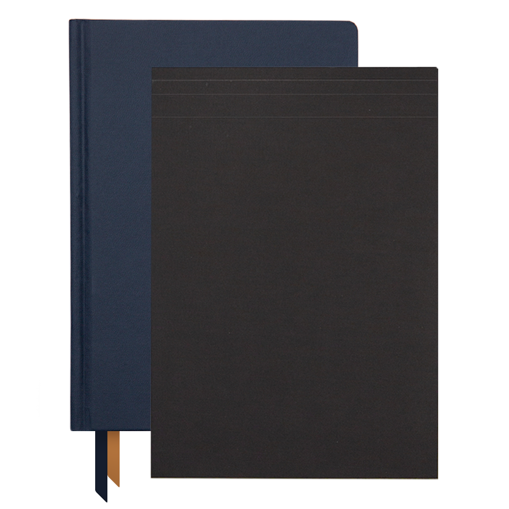 Ink+Volt 2020 navy Planner & Meeting Notes Bundle
