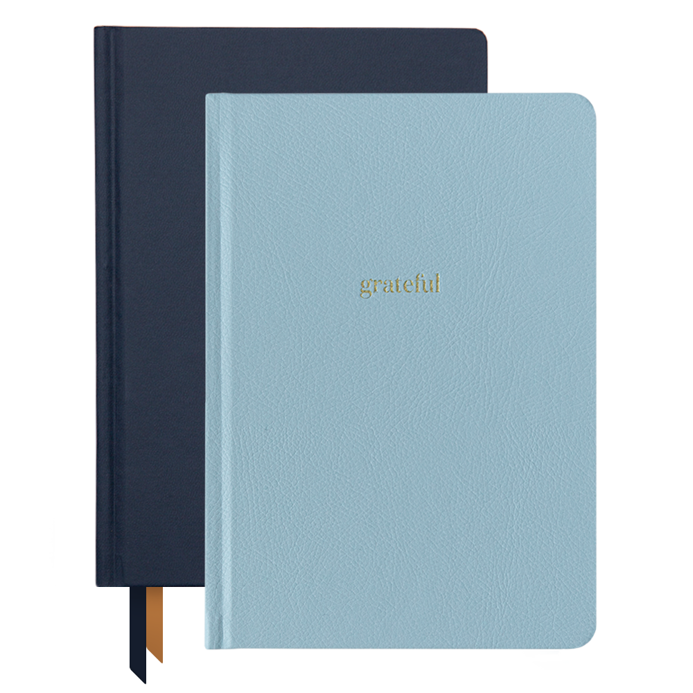 Ink+Volt 2020 navy Planner & Gratitude Journal Bundle