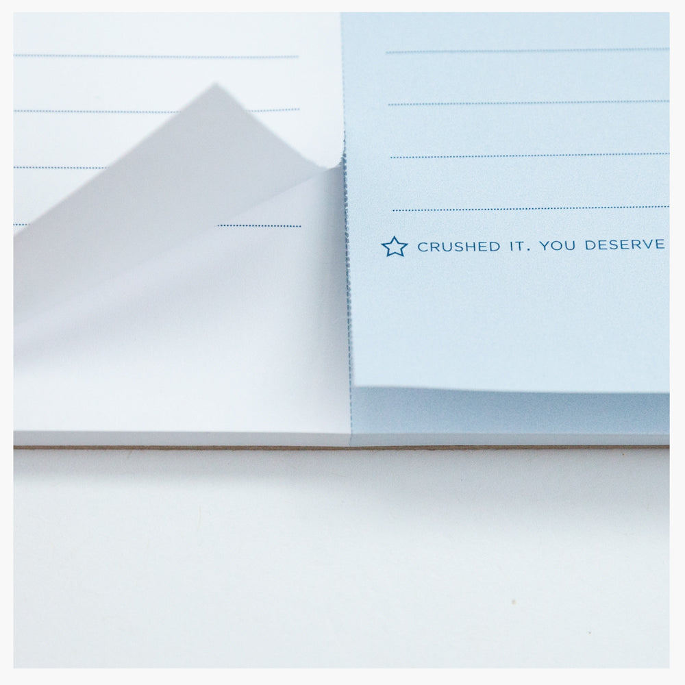 For Me/For You Notepad