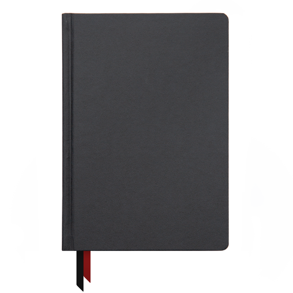 Ink+Volt Undated Planner with Notes - 2nd Edition black