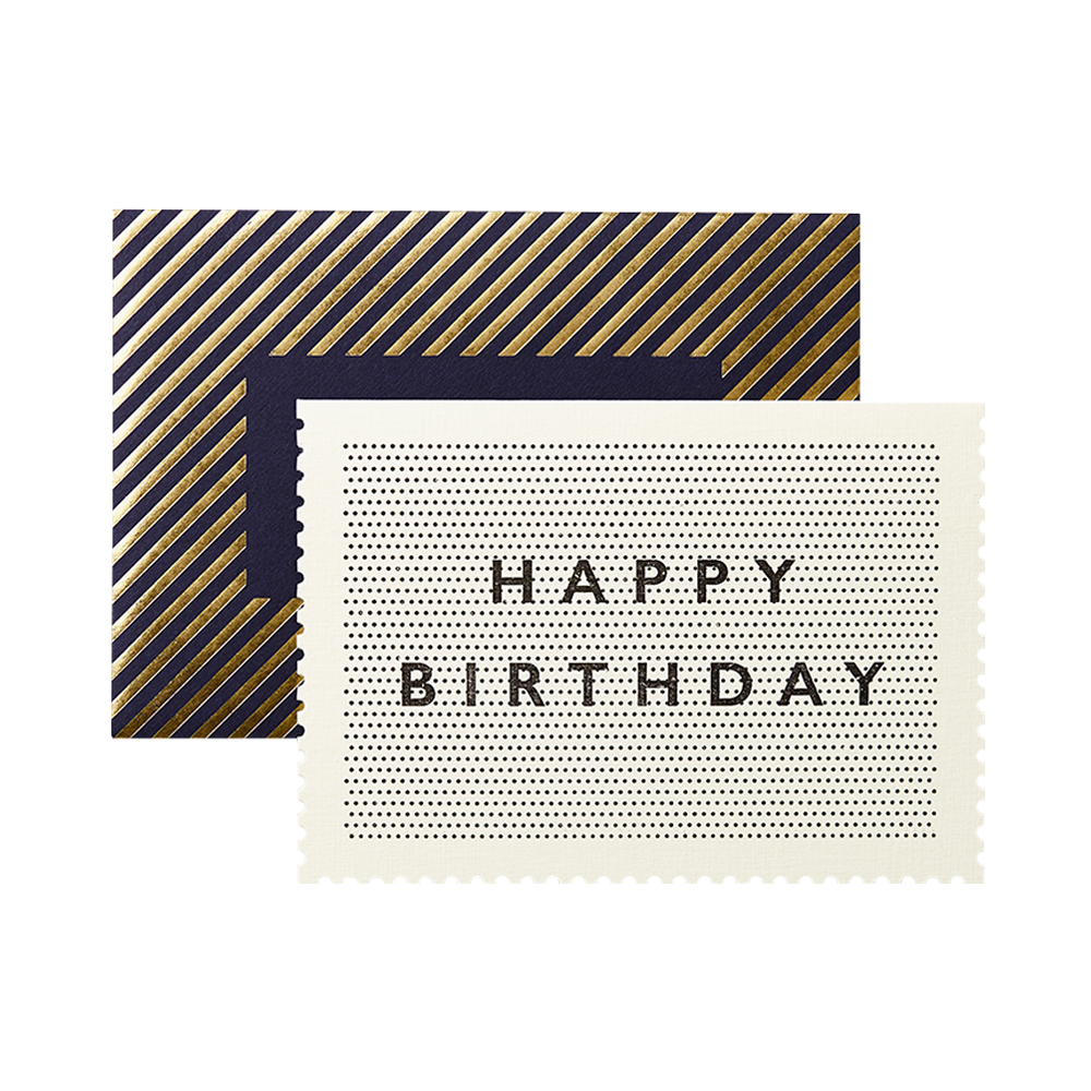 Pin Point - Birthday Card Set