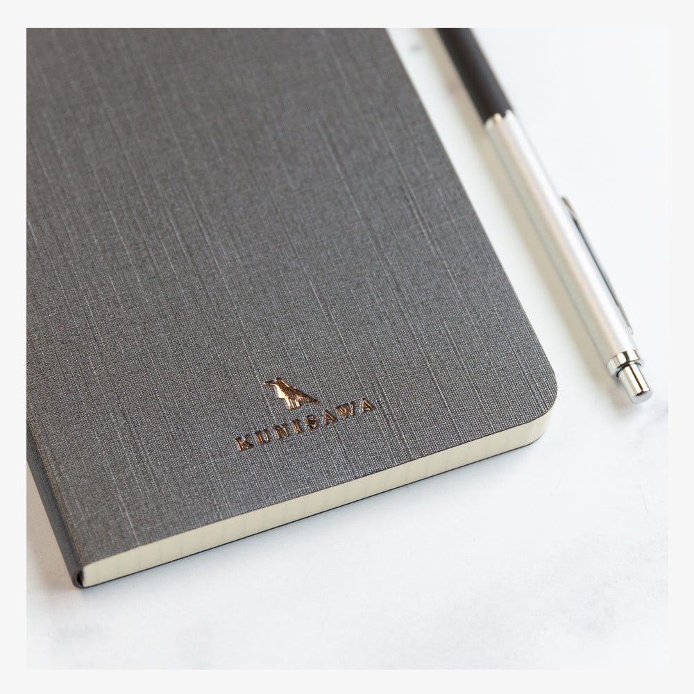 Kunisawa Find Note Soft - Softcover Notebook