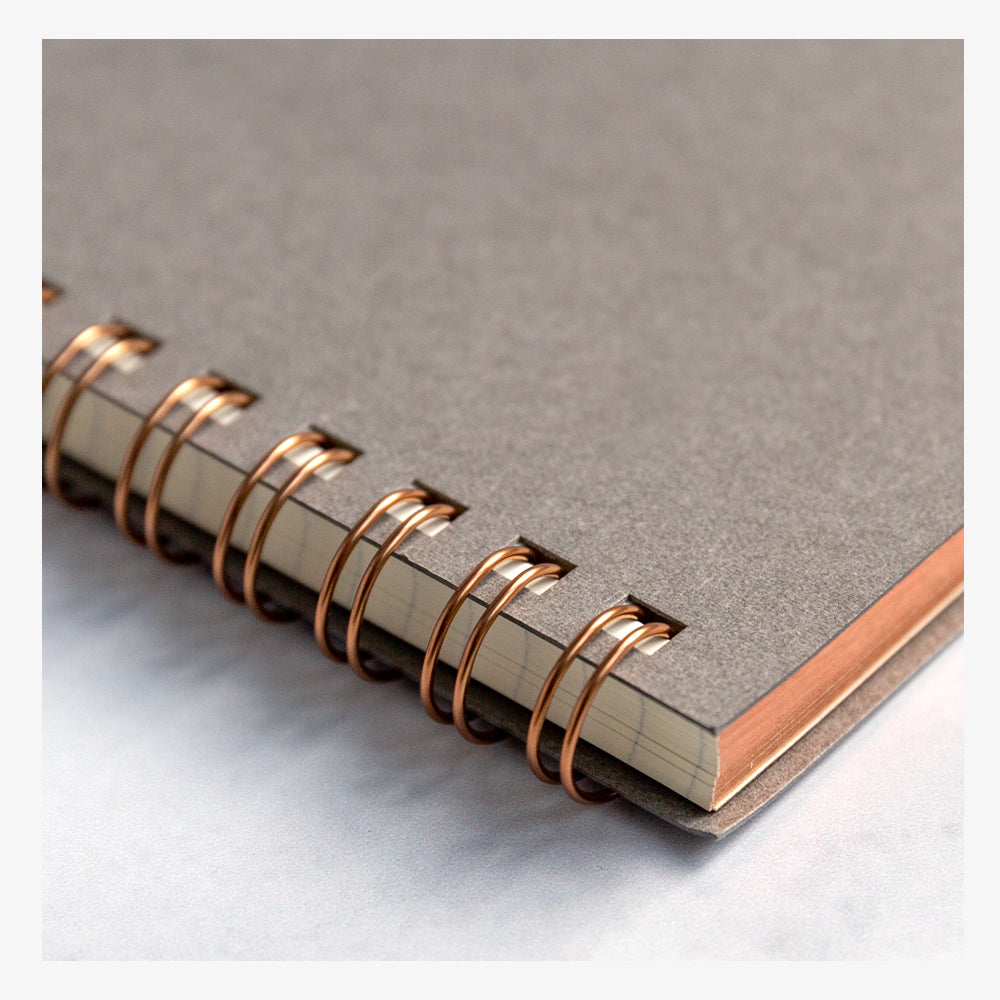 Kunisawa Find Ring Note - Spiral Notebook