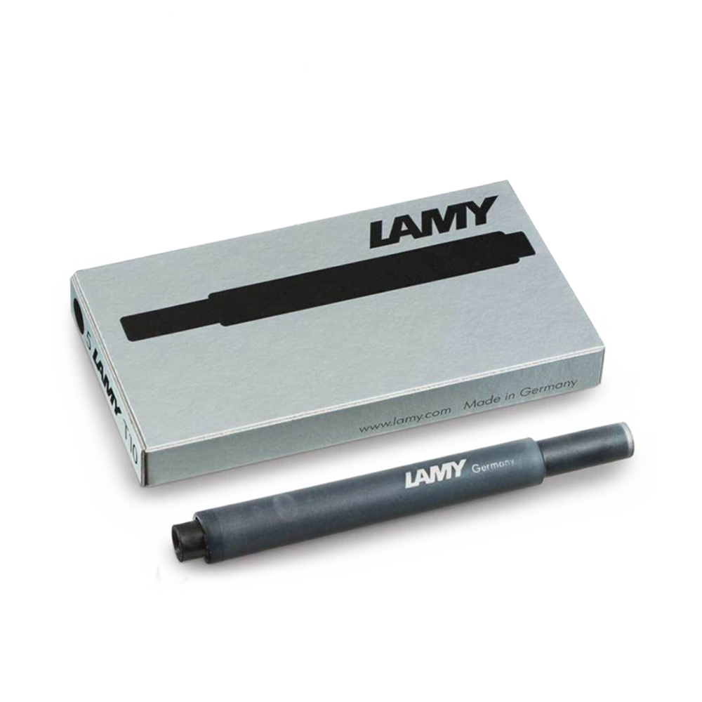 Lamy Ink Cartridge Refill 5-Pack Black