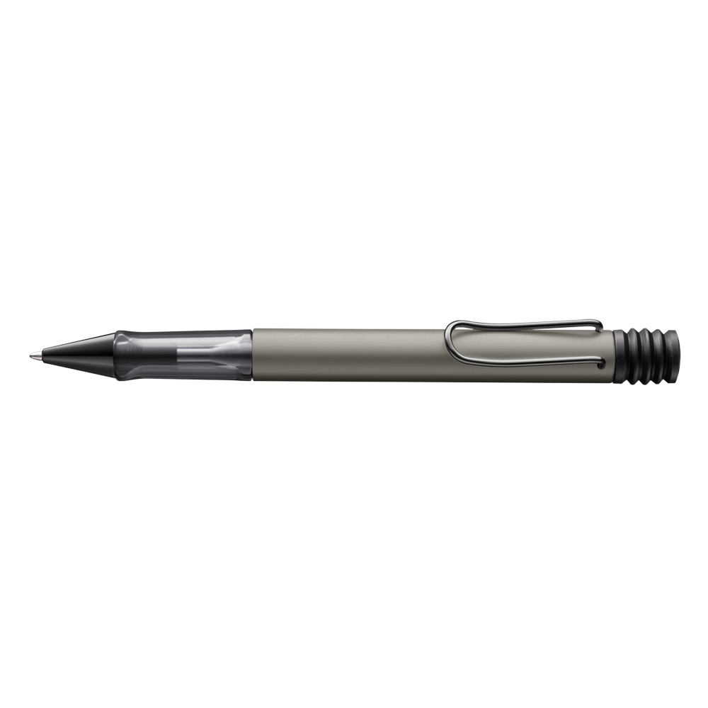 Lamy LX Metallic Ballpoint Pen ruthenium