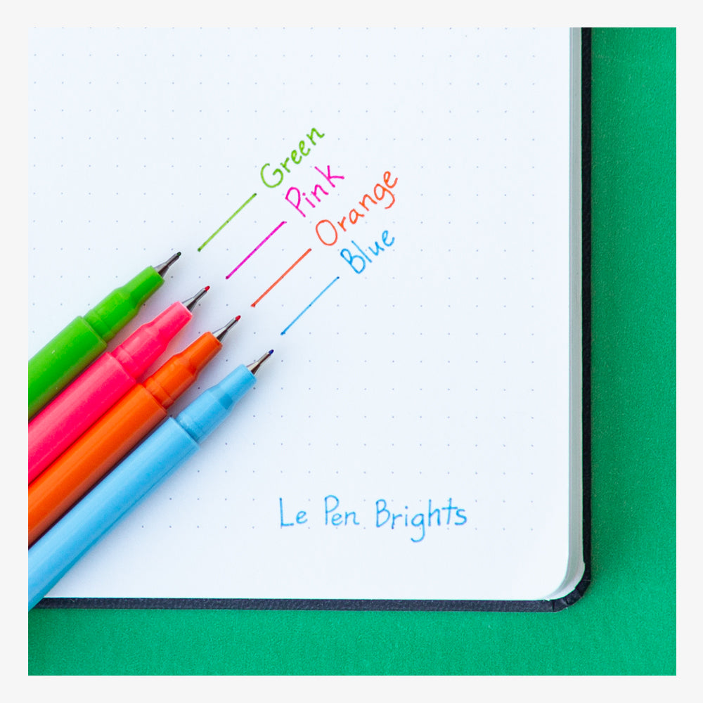 Le Pen - Brights 4-pack swatch