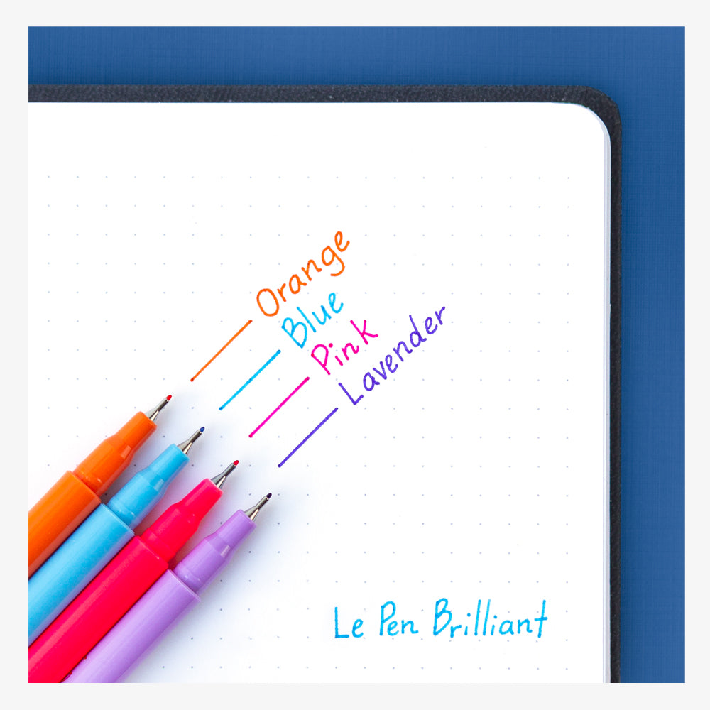Le Pen - Brilliant 4-pack swatch