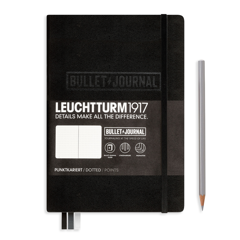 Leuchtturm1917 Bullet Journal black