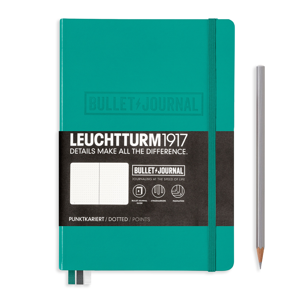 Leuchtturm1917 Bullet Journal emerald
