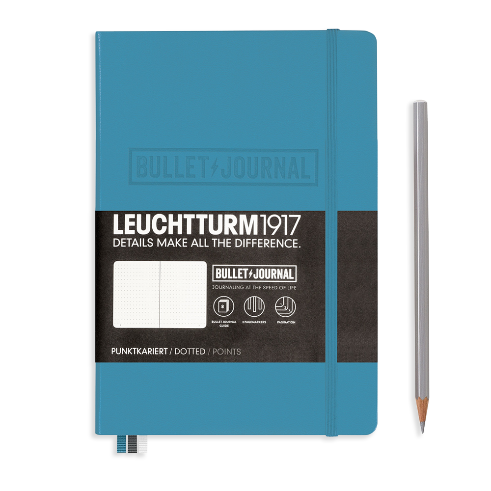 Leuchtturm1917 Bullet Journal nordic blue