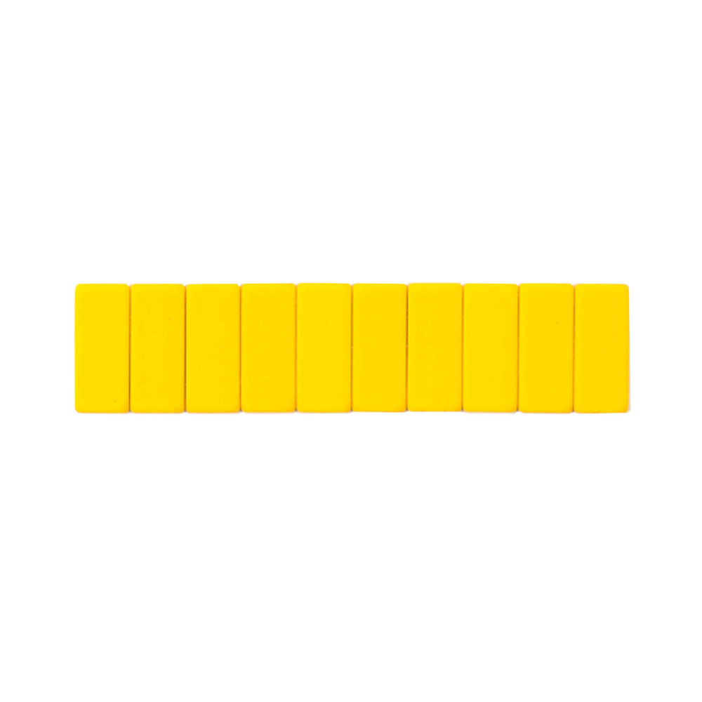 Palomino Blackwing Replacement Erasers set of 10 yellow