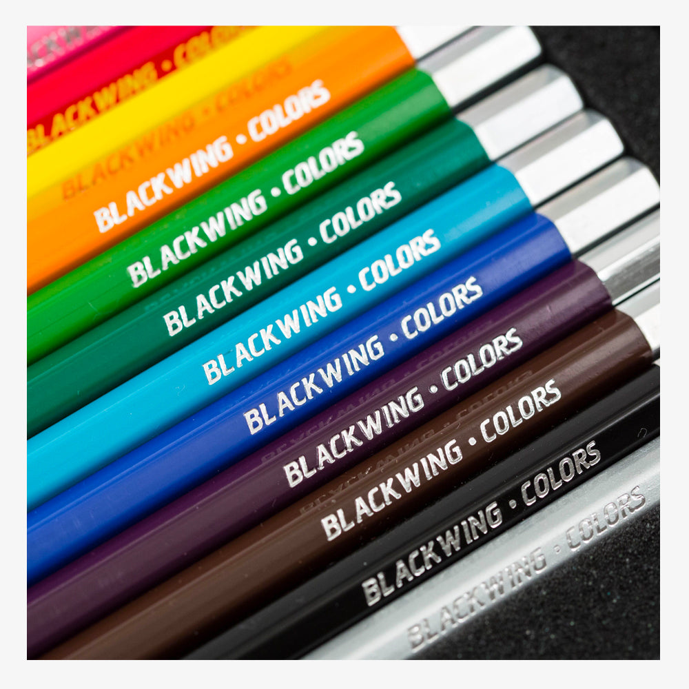 Palomino Blackwing Colors Pencil Set detail