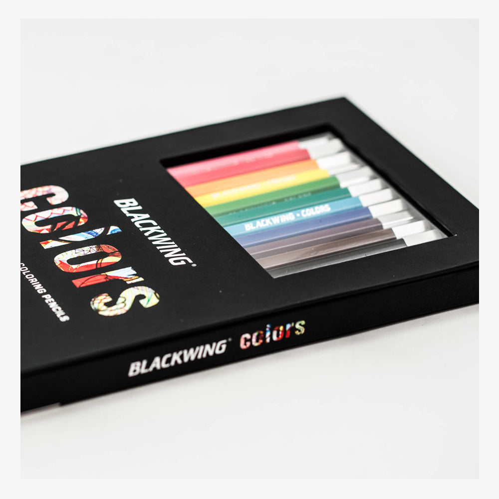 Palomino Blackwing Colors Pencil Set