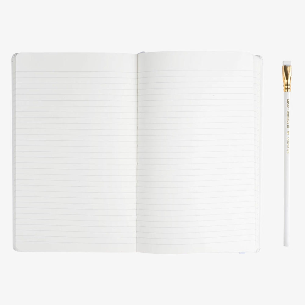 Pearl Notebook Lined Inside