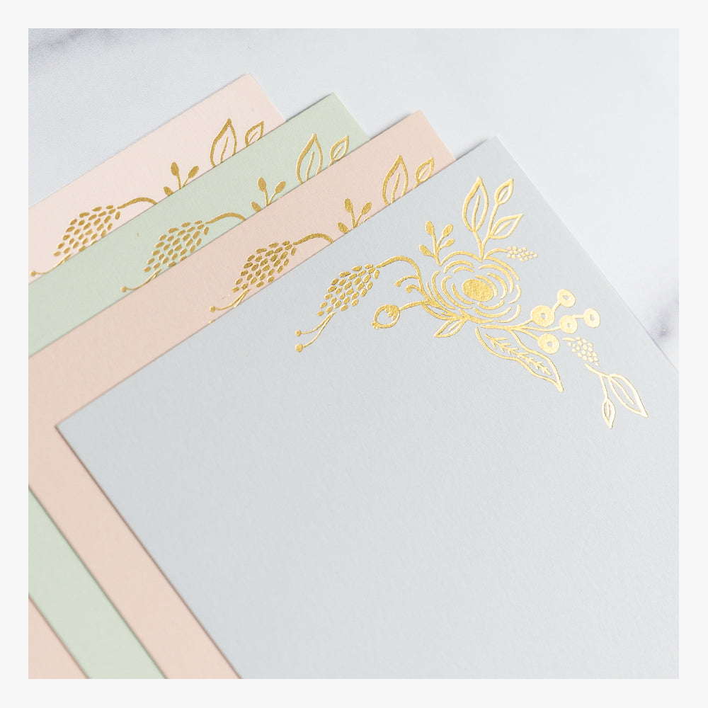 Colette - Stationery Card Set