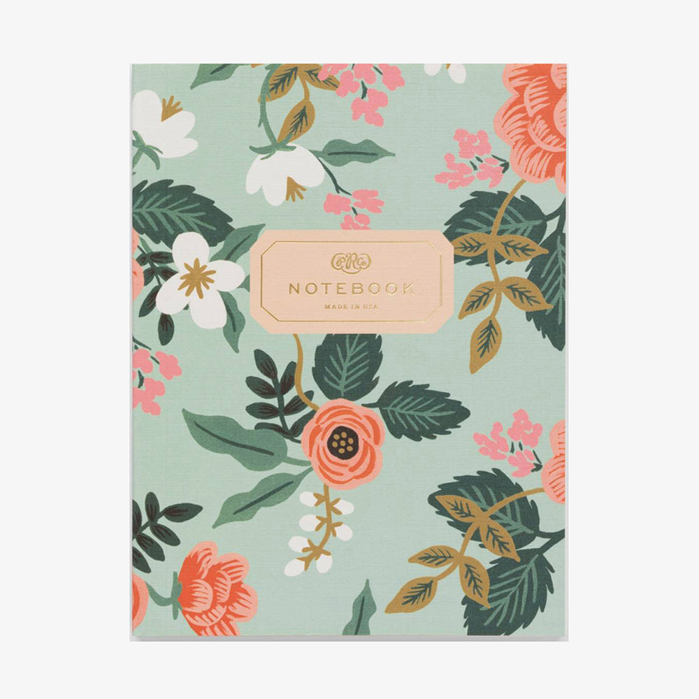 Rifle Paper Co Softcover Notebook Birch Creamy Mint